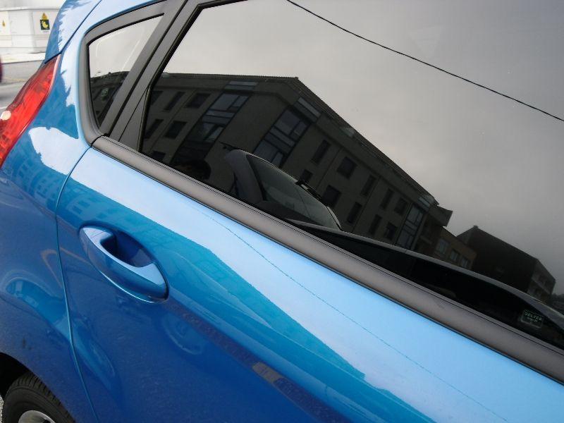 Laminado de cristales Ford Fiesta