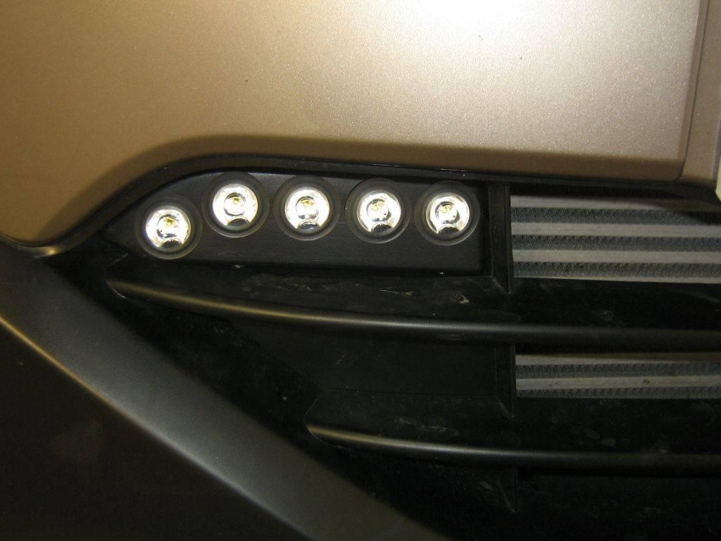 Luz diurna Led para Nissan Qashqai del 2010
