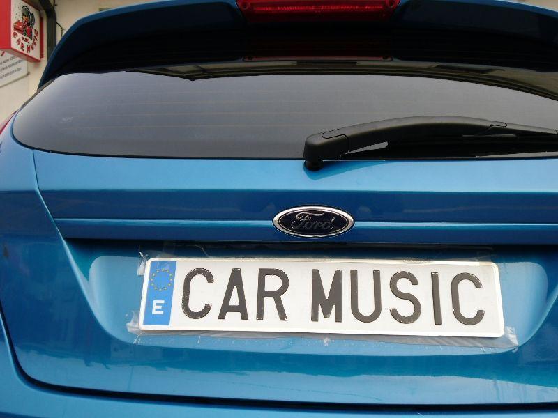 Tintado de lunas Ford Fiesta